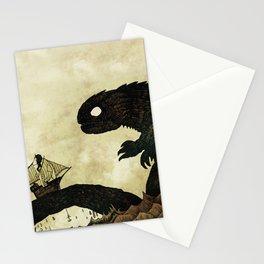 Leviathan & Ship Stationery Cards
