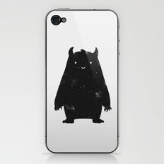 Mr. Cosmos iPhone & iPod Skin