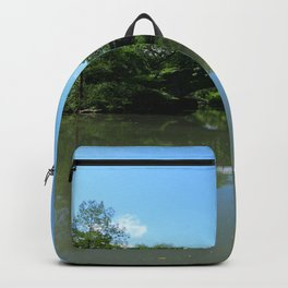 Gapstow Bridge - Central Park Backpack