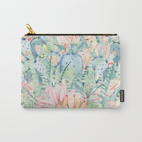 give me pastels Carry-All Pouch