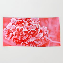 CORAL Living CRYSTALS Beach Towel