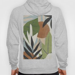 Abstract Art Jungle 4 Hoody