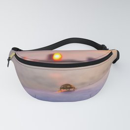 The Lady And The Lake Fanny Pack