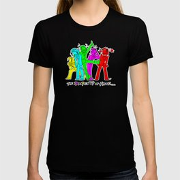 TPoH: Colourful Personality T-shirt