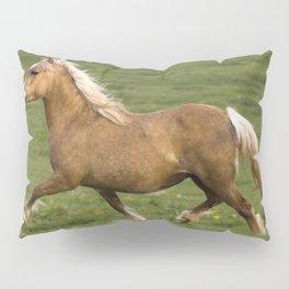 Proud  as a Pony Pillow Sham