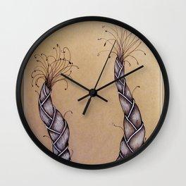 Barren Feelers Wall Clock