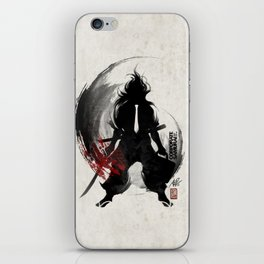 Corporate Samurai iPhone Skin