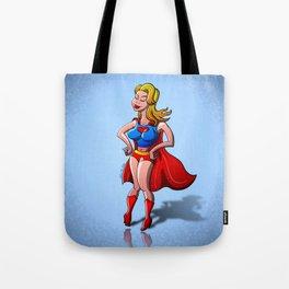 Heroine of Love Tote Bag