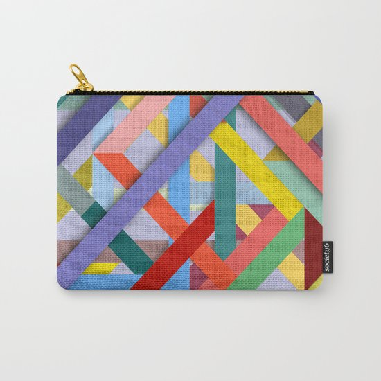 Abstract #288 Carry-All Pouch
