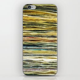 WHAT A RECORD iPhone Skin