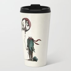 And His Head Swelled with Pride... Travel Mug
