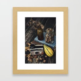 Still Life Study No. 2 - Kodak Instamatic Framed Art Print