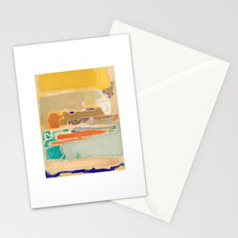 1948 Multiform by Mark Rothko Stationery Cards