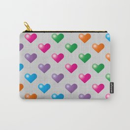 Hearts_F04 Carry-All Pouch