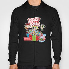 Power Puffs Cereal Hoody