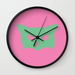 Inner Owl Wall Clock