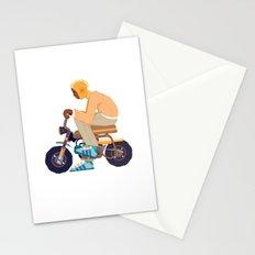 #2 HONDA Z50 Stationery Cards