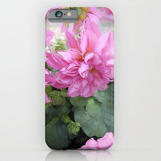 Delicious Dahlia's iPhone & iPod Case