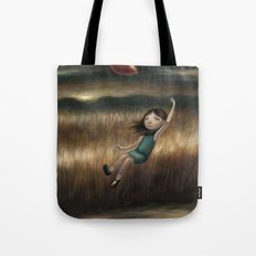 Anywhere But Here Tote Bag