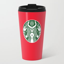 The Red Cup Of Doom Travel Mug