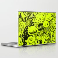 rave Laptop & iPad Skins featuring Philips Rave by MCART