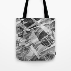 Marble X Tote Bag