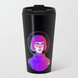 A Girl In Space Travel Mug