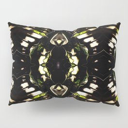 Abstract Self Portrait (Pattern 2) Pillow Sham