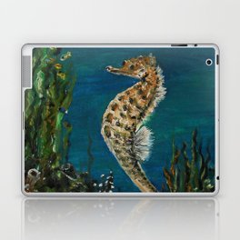 The Spectacular Seahorse Laptop & iPad Skin