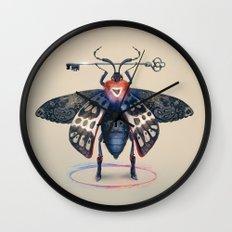 Madam Wall Clock