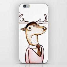 Professor Caribou iPhone & iPod Skin