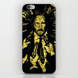 John Wick - The Legend iPhone Skin