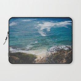 Surfer meets Sea - Diamond Head / Oahu / Hawaii Laptop Sleeve