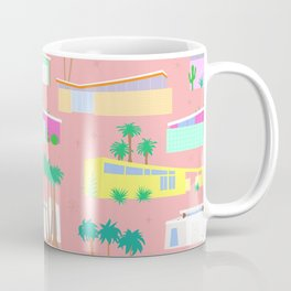 Palm Springs Houses Coffee Mug