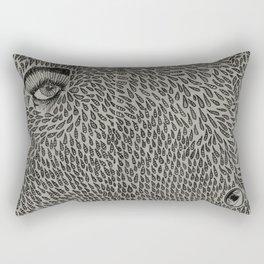 Eyedrops  Rectangular Pillow
