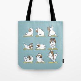 Shih Tzu Yoga Tote Bag