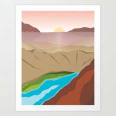 Best of the West Art Print