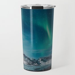 Chasing Aurora Travel Mug
