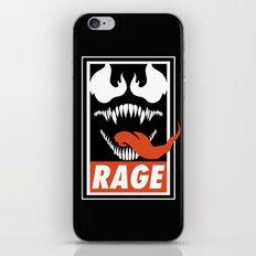 Rage. iPhone & iPod Skin