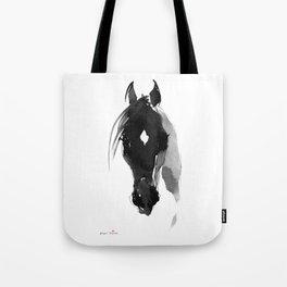 Horse (Star) Tote Bag