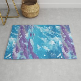 Sky and clouds Rug