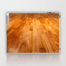 Wood Floor Laptop & iPad Skin