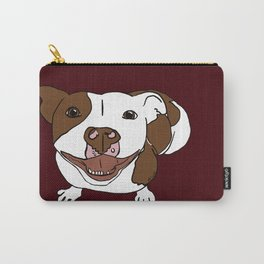 Celia Mae The Pit Bull Carry-All Pouch
