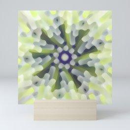 Bright Modern Star Mini Art Print