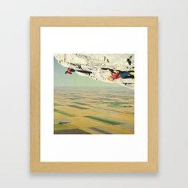 Vertigine Framed Art Print