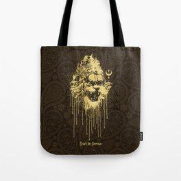 Crush The Demoniac Tote Bag