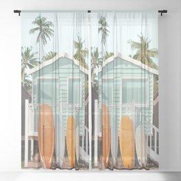 Thailand Sheer Curtain