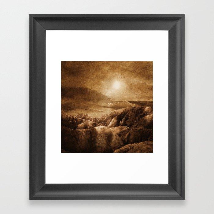 Chapter IX Framed Art Print