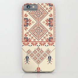 Palestina pattern iPhone Case
