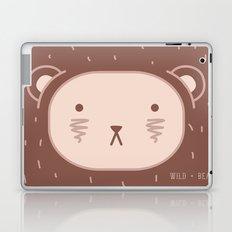 WILD + BEAR print Laptop & iPad Skin